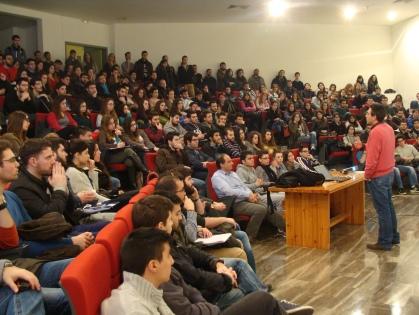 Ημερίδα με θέμα τα Μεταπτυχιακά σε Ελλάδα και Εξωτερικό